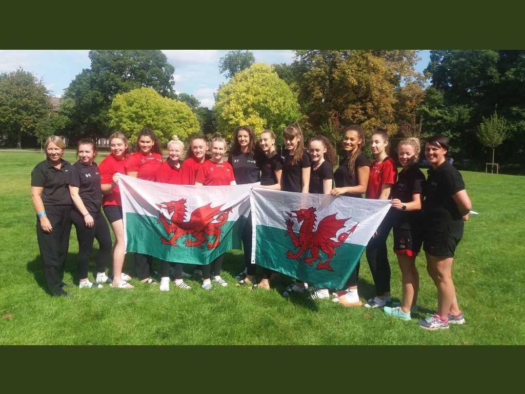 Wales U17 and management