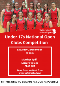 U17s Competition