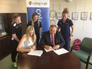 CSG Signing 2